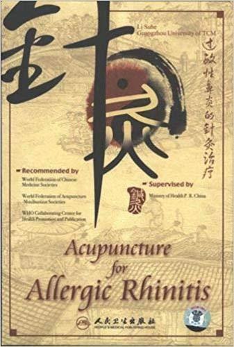 Acupuncture for Allergic Rhinitis: Suhe Li