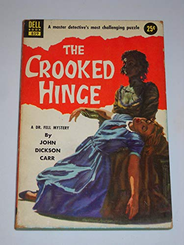 9787890100195: The Crooked Hinge (Gideon Fell Mysteries) (Vintage Dell Mystery, 859)