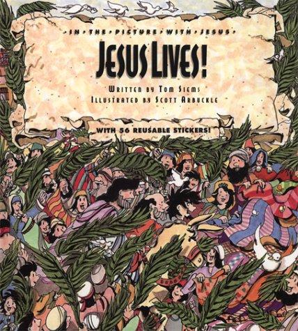 Jesus Lives! (w/cassette): Siems, Tom