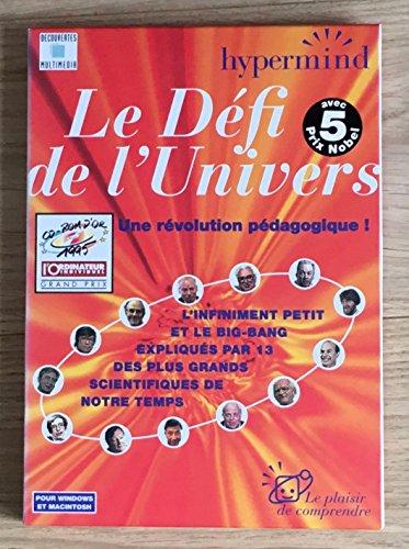 9787950000014: LE DEFI DE L'UNIVERS. CD-Rom