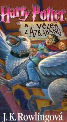 9788000012520: Harry Potter a vezen z Azkabanu (Harry Potter (Czech Translation), Volume 3)