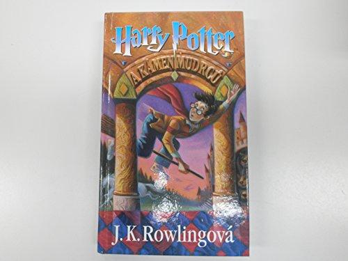 9788000027562: Harry Potter a kamen mudrcu