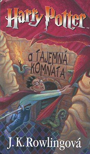 9788000027814: Harry Potter a tajemna komnata (Czech)