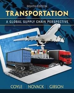 9788000050188: Transportation : A Global Supply Chain Perspective (Not Textbook, Access Code Only)