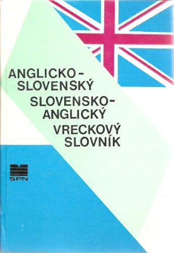 9788008021838: English-Slovak and Slovak-English Pocket Dictionary