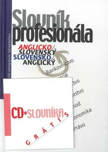 9788008033541: Finance, Law and Business Dictionary: English-Slovak and Slovak-English: Dictionary for Professionals: Finance, Banking, Accounting, Auditing, Business, Economics and Law (Slovak and English Edition)