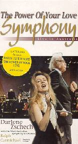 9788015389693: The Power of Your Love Symphony (Live From Australia)