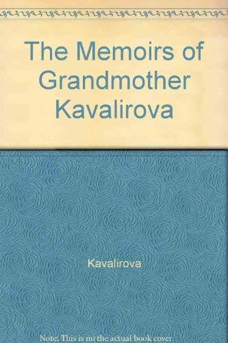 9788020204134: The Memoirs of Grandmother Kavalirova