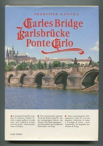 9788020602824: CHARLES BRIDGE KARLSBRUCKE PONTE CARLO