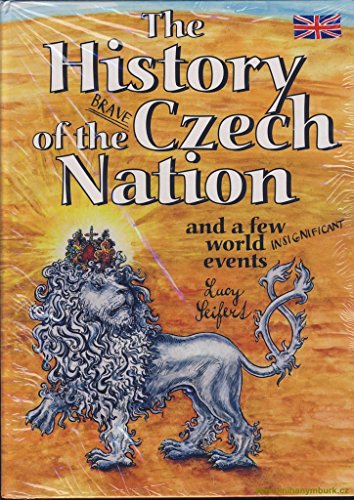 9788023944549: The History of the Brave Czech Nation