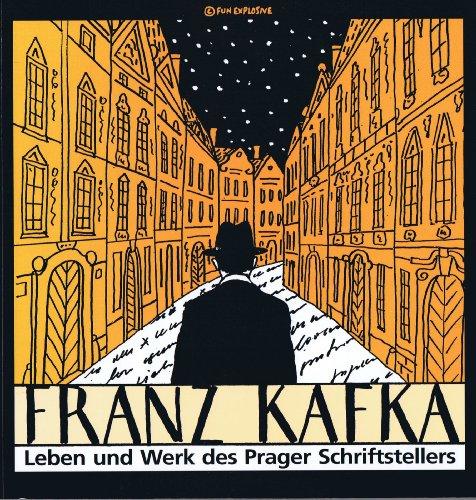 9788023961126: Franz Kafka The Life and Work of a Prague Writer
