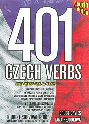 9788023972603: 401 Czech Verbs (English and Czech Edition)