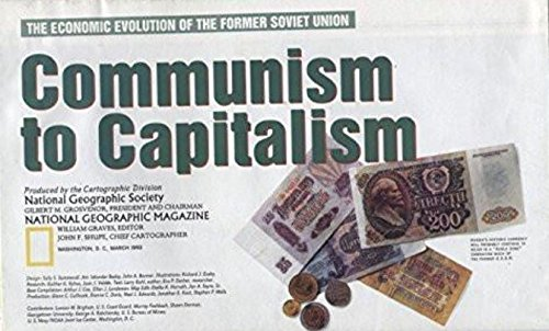Russia / Soviet Union from Communism to