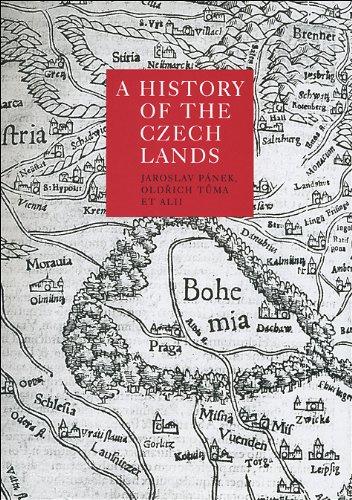 9788024616452: A History of the Czech Lands
