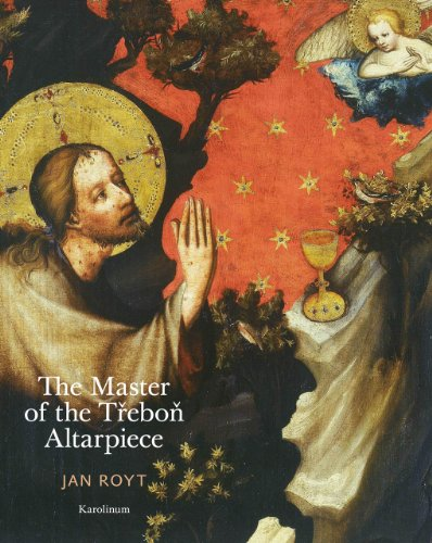 Master of the Trebon Altarpiece (Hardcover): Jan Royt