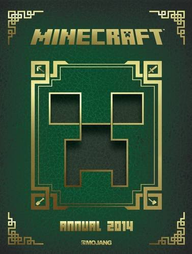 9788025228104: Minecraft: The Official Annual 2014