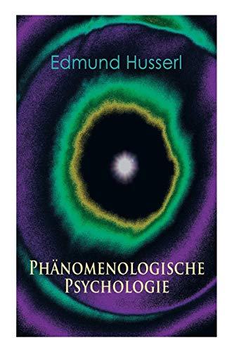 9788026887607: Phänomenologische Psychologie: Klassiker der Phänomenologie
