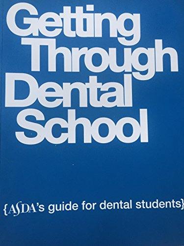 9788030878004: Asda Handbook, 2001-2002 Getting Through Dental School: Asda's Guide for Dental Students: 21