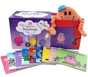 9788033654735: Mr Men & Little Miss Glitter Box Collection - 18 BOOKS