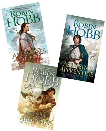 9788033656050: Robin Hobb Collection 3 Books Set Pack (The Farseer Trilogy) ( Assassin's App...