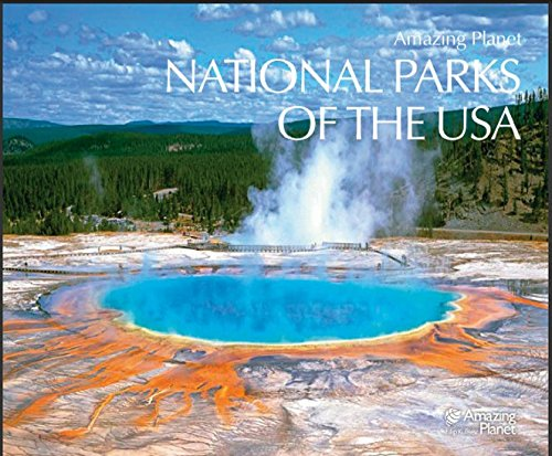 9788055600628: National Parks of the USA (Amazing Planet) (Spanish Edition)