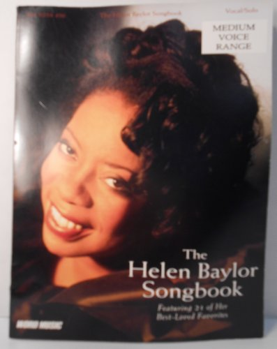 9788068906601: The Helen Baylor Songbook