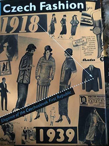 Czech Fashion 1918-1939: Uchalova, Eva