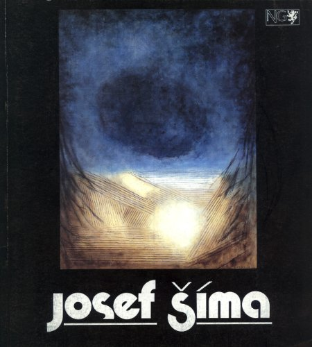 Josef Sima: Narodne Galerie V Praze: J&Radic;: Jana Salkova (Author),