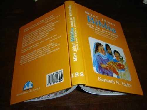 Romany - Slovak Bilingual Children's Bible /: Bible Society