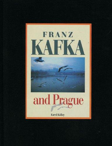 9788071455752: Franz Kafka and Prague