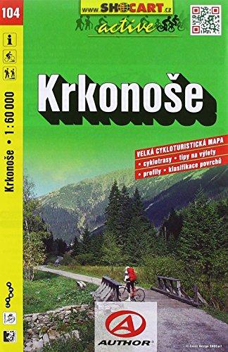 9788072245086: SC 104 Krkonose