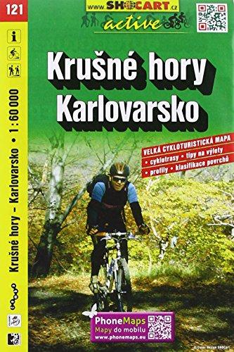 SC 121 Krusne hory, Karlovarsko 1:60 000