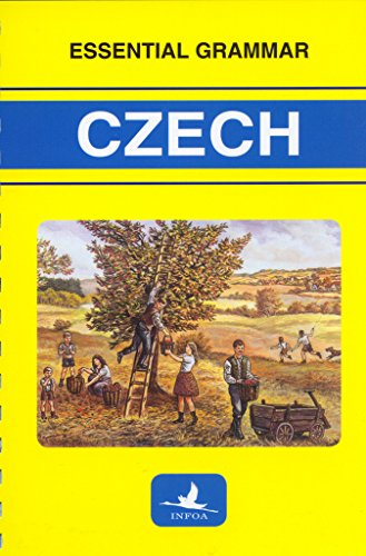 9788072404230: Essential Grammar: Czech (English and Czech Edition)