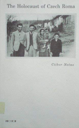 9788072600236: The holocaust of Czech Roma
