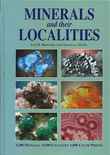 9788072960392: Minerals and Their Localities