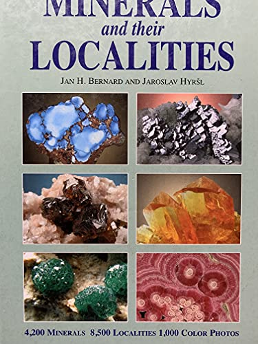 9788072960545: Minerals and Their Localities