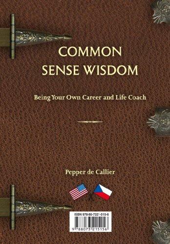 Common Sense Wisdom: Callier, Pepper de