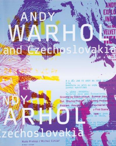 9788074670008: Andy Warhol and Czechoslovakia