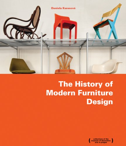 9788074670206: The History of Modern Furniture Design