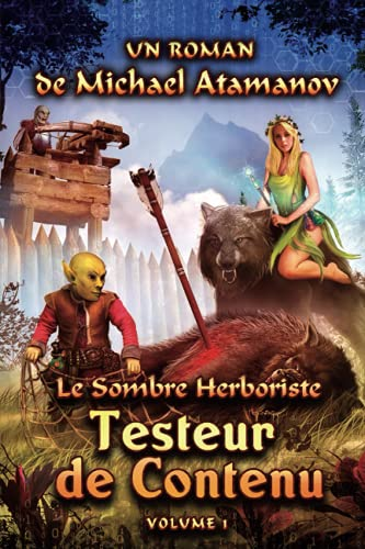 9788076191044: Testeur de Contenu (Le Sombre Herboriste Volume 1): Série LitRPG