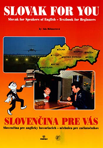 9788080461065: Slovak for You: Textbook for Beginners: Slovak for Speakers of English