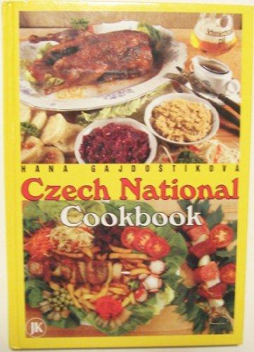 Czech National Cookbook {SECOND EDITION}: Gajdostikova, Hanna {Author} with Jana Jennings {...