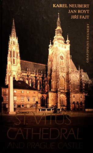 9788085785067: St Vitus Cathedral and Prague Castle
