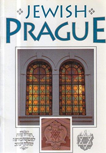 9788085894073: Jewish Prague