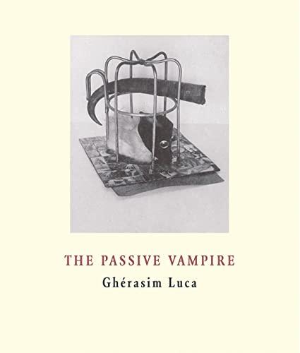 9788086264318: The Passive Vampire