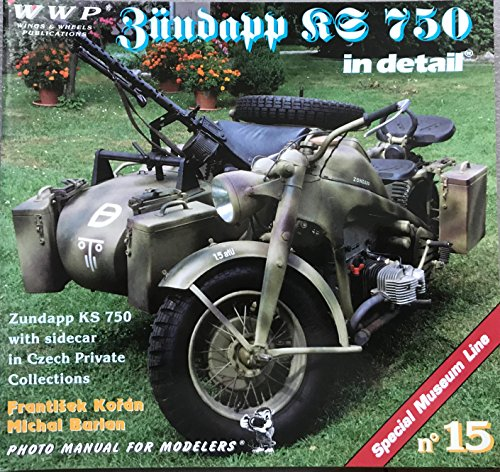 Zundapp KS-750 in Detail - Zundapp Ks-750: Koran, Frantisek and