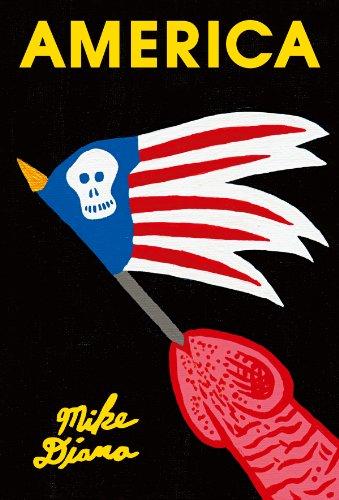 9788086450711: Mike Diana: America: Live/Die
