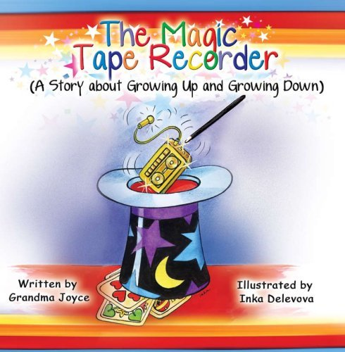 9788086541167: The Magic Tape Recorder