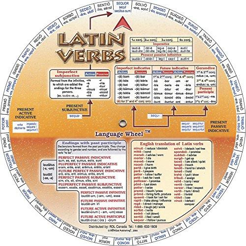 9788086842677: Latin Verbs (Language Wheel) (Latin Edition)