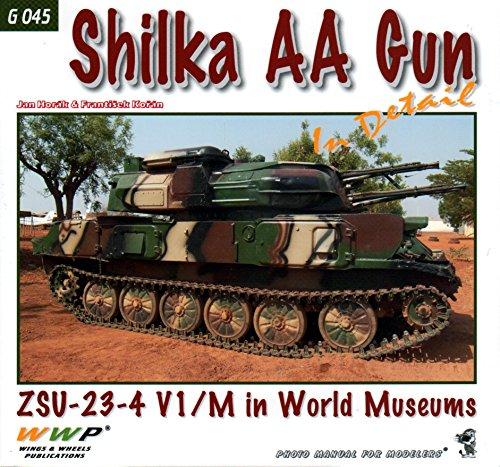 Shilka AA Gun in Detail G045 Photo: Horak, Jan &
